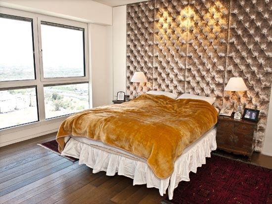 עיצוב חדר שינה / צלם: בן יוסטר